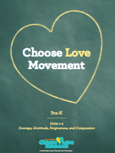 Jesse Lewis Choose Love Movement