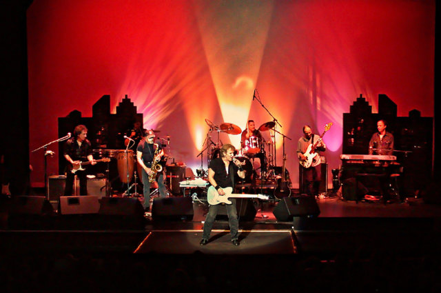 John Cafferty and the Beaver Brown Band live