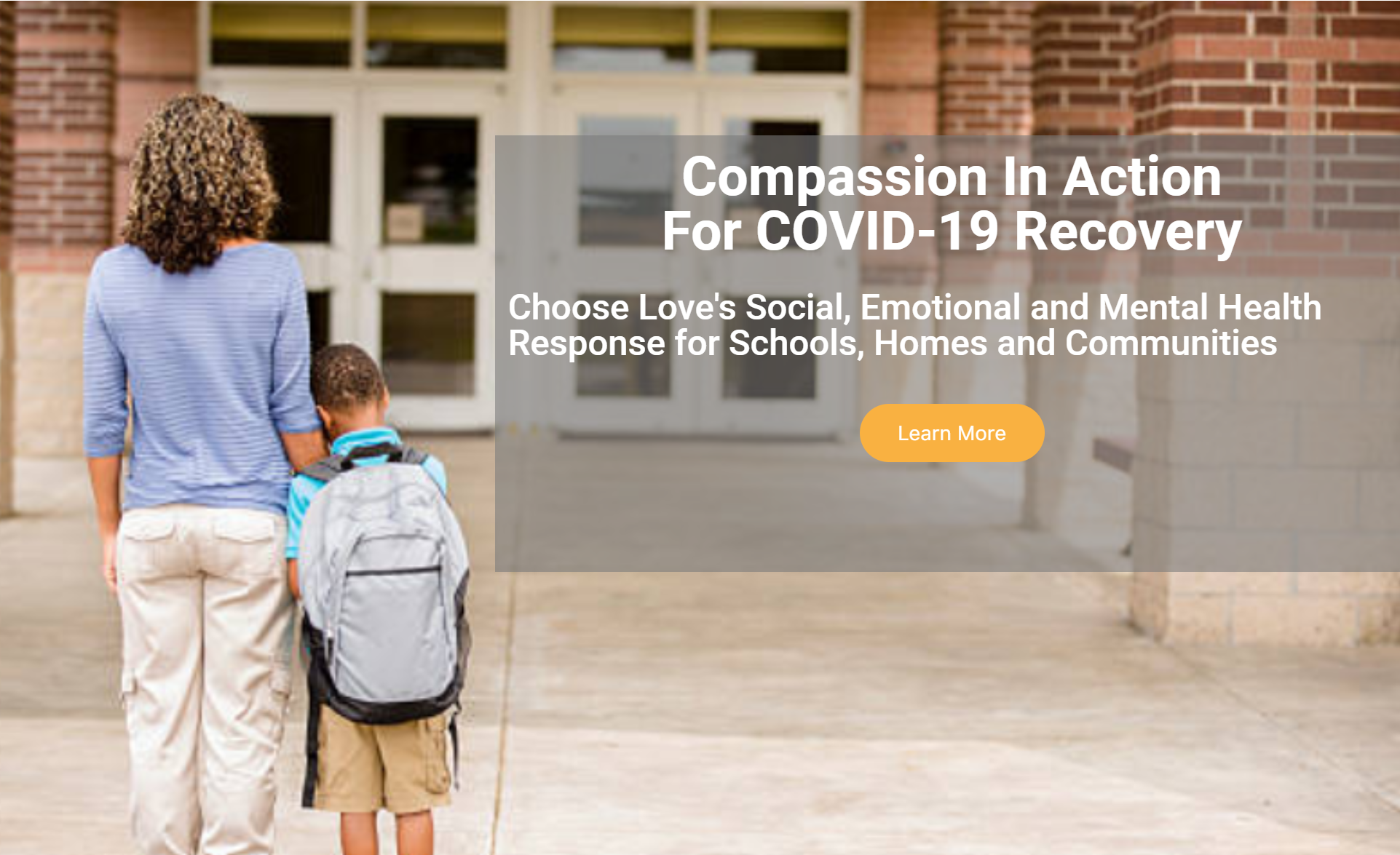 covid response children mental health social emotional learning recovery