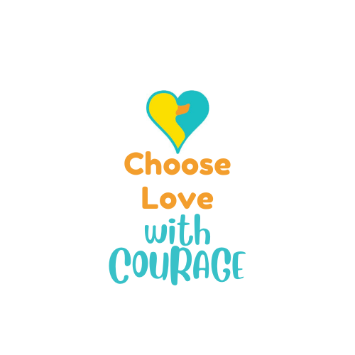 Choose Love with courage logo (2)